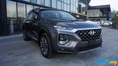 2019 Hyundai Santa Fe Launched in Malaysia 3