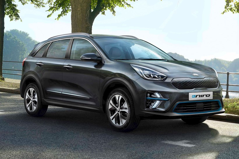 "Kia e-Niro Named ""Game Changer"" in UK Car Award 9"
