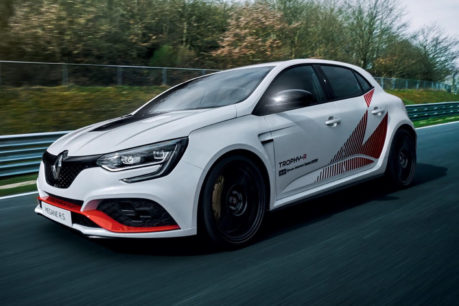 Honda Civic Type R's Nurburgring Record Finally Broken 2