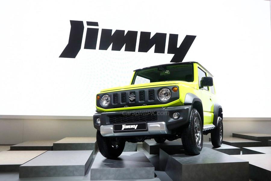 Pak Suzuki to Launch Jimny at PKR 38.9 Lac 5