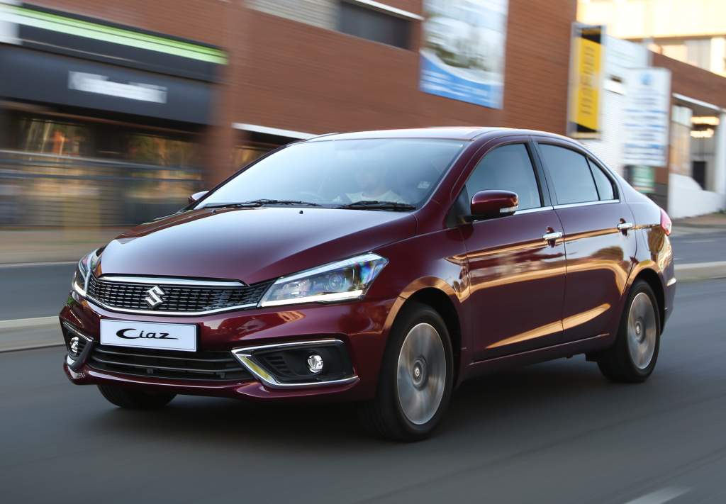 Suzuki Ciaz Facelift Launched in South Africa 10