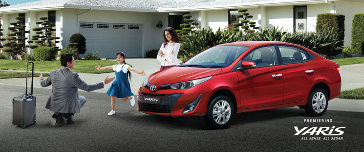 Toyota Yaris to Arrive by Year End 1