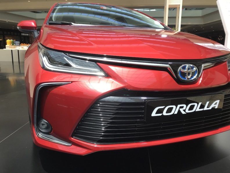 All New Toyota Corolla Launched in UAE 3