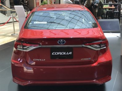 All New Toyota Corolla Launched in UAE 5