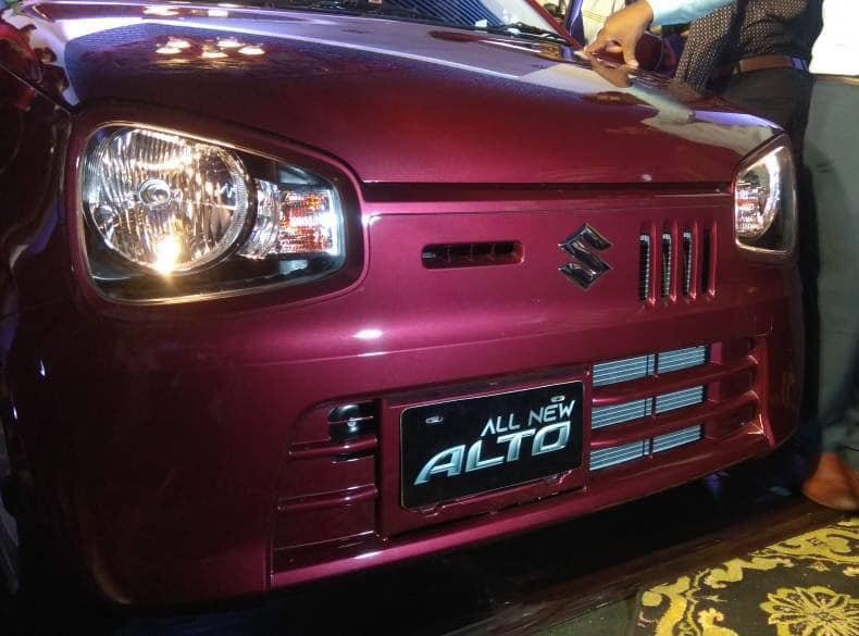Pak Suzuki Launches Alto 660cc in Pakistan 10