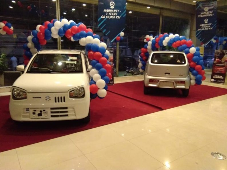 Pak Suzuki Launches Alto 660cc in Pakistan 3