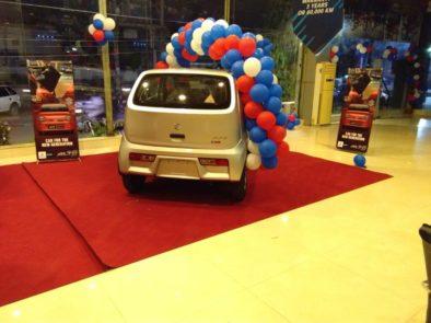 Pak Suzuki Launches Alto 660cc in Pakistan 5