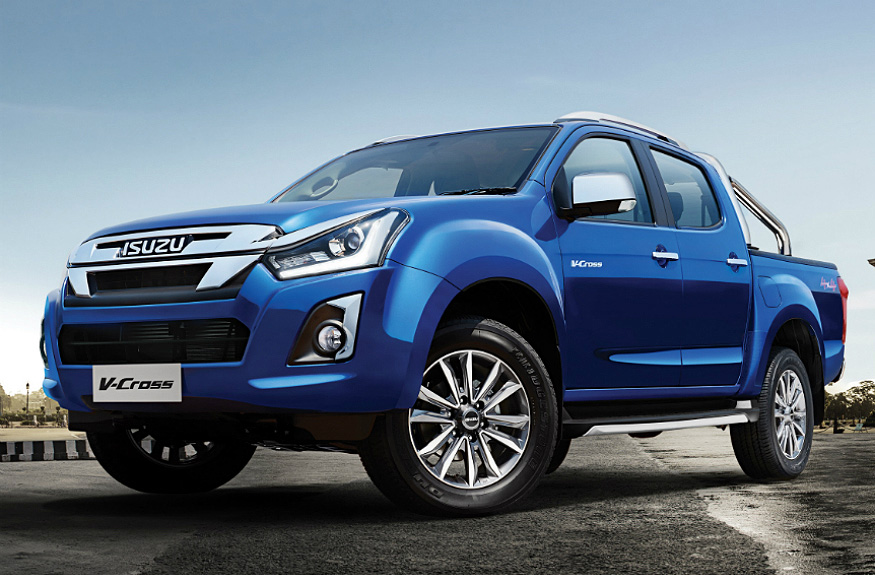 Isuzu D-Max V-Cross Facelift Launched in India at INR 15.5 Lac 3