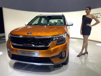 Kia Debuts 2020 Seltos as New Global Compact SUV 12