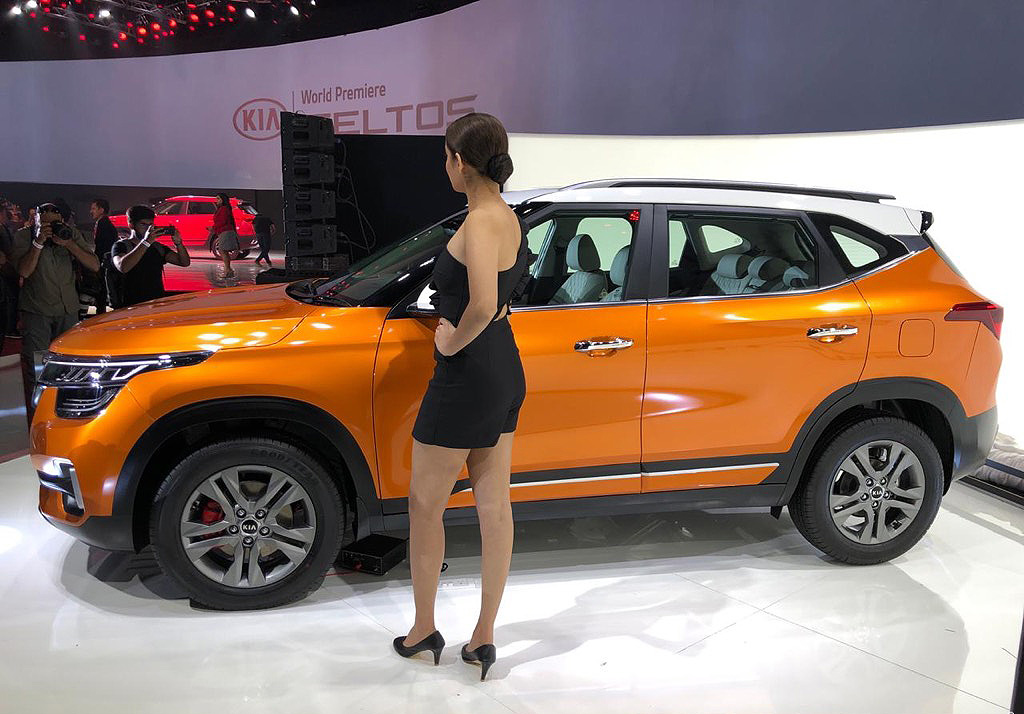 Kia Debuts 2020 Seltos as New Global Compact SUV 13