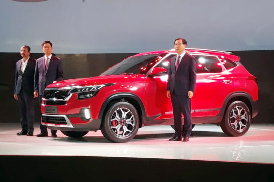 Kia Debuts 2020 Seltos as New Global Compact SUV 2
