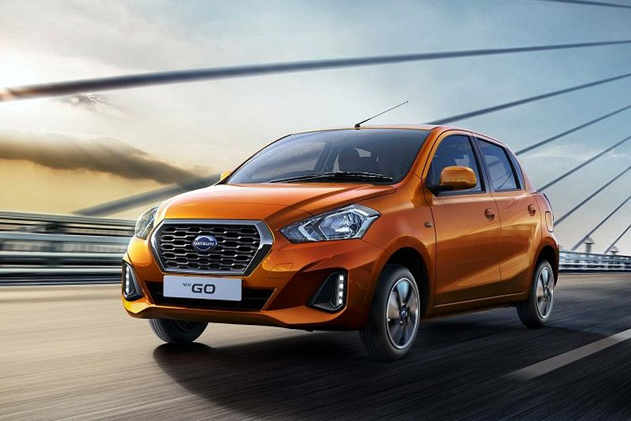 2019 Datsun Go and Go Plus Updated with VDC 1