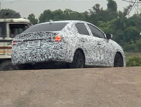 7th Gen Honda City to Debut Next Month 4