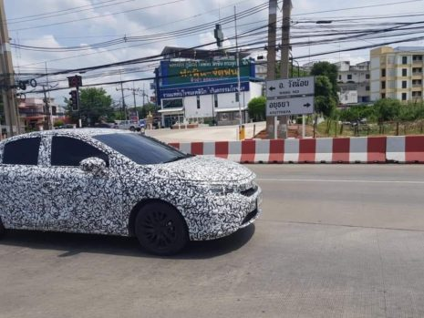 7th Gen Honda City to Debut Next Month 2