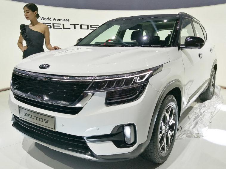Kia Debuts 2020 Seltos as New Global Compact SUV 3