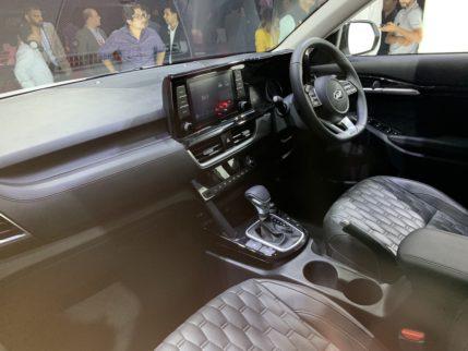 Kia Debuts 2020 Seltos as New Global Compact SUV 5