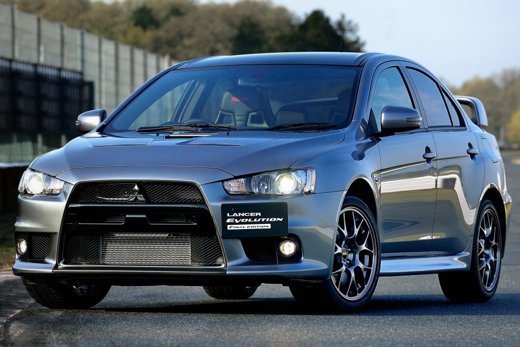 Mitsubishi Lancer Evo Reborn 2