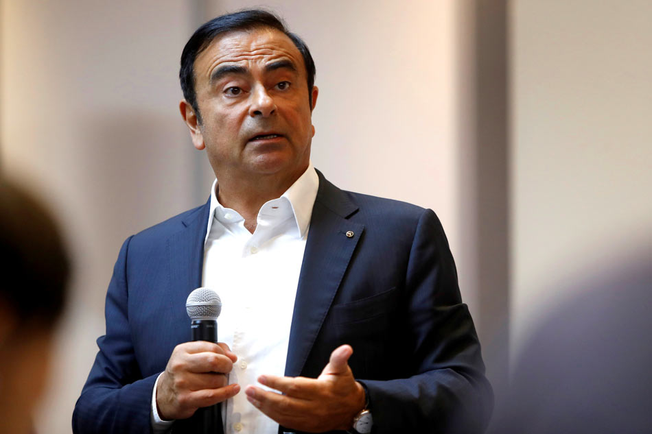 Carlos Ghosn Sues Nissan and Mitsubishi for Breach of Contract 9