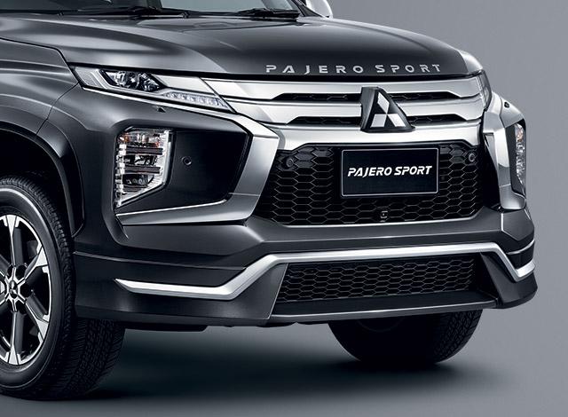 2019 Mitsubishi Pajero Sport Debuts in Thailand 5
