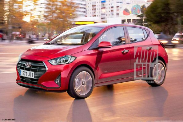 Next Generation Hyundai i10 to Launch in August 1