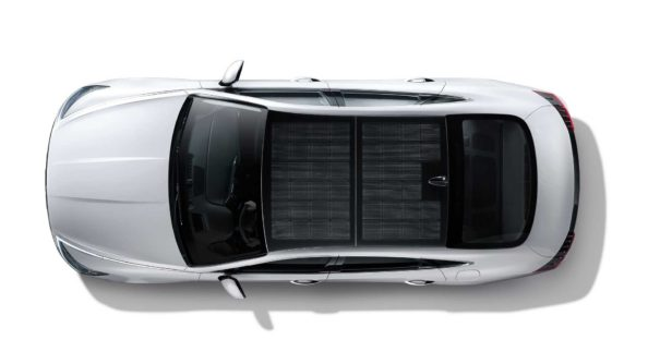 2020 Hyundai Sonata Hybrid Debuts with Solar Roof 4