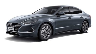 2020 Hyundai Sonata Hybrid Debuts with Solar Roof 1