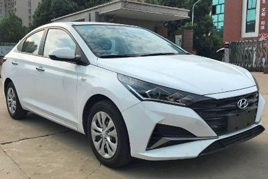2020 Hyundai Verna Facelift Leaked Ahead of Launch 6