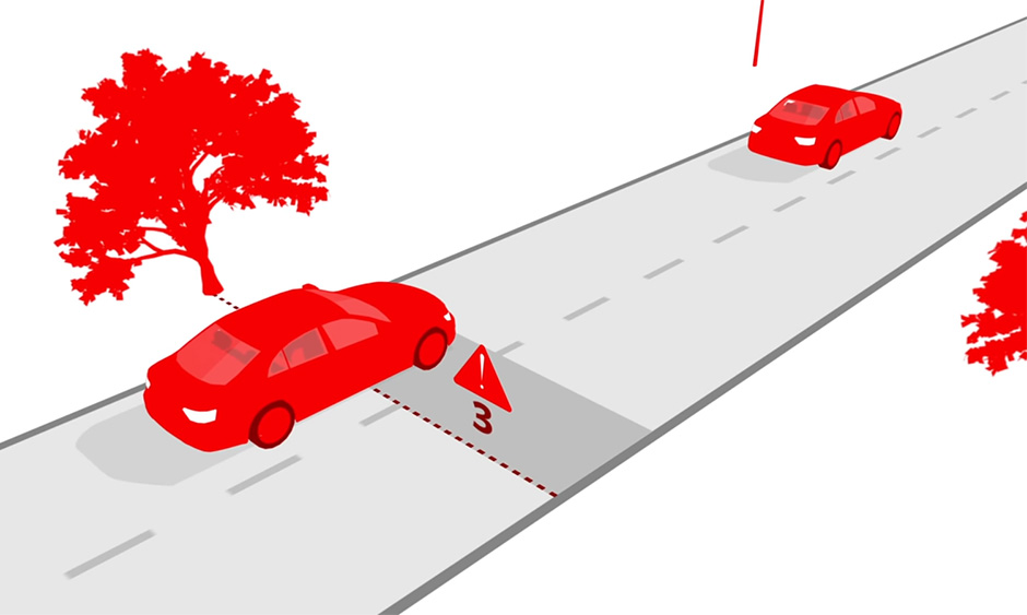 3-second Rule- The Safe Following Distance 7
