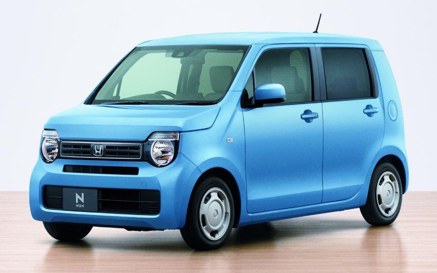 Next Generation Honda N-WGN Revealed Ahead of Debut 6