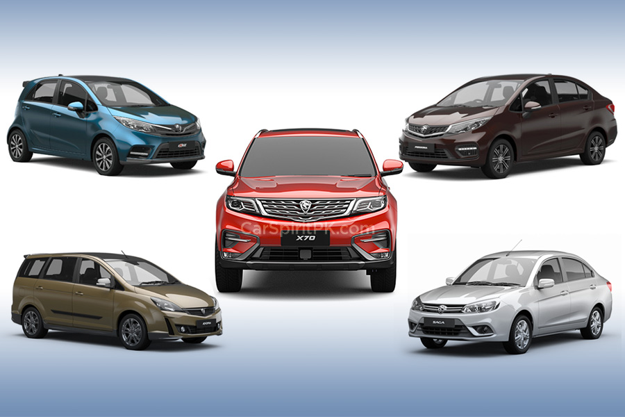 5 Proton Cars to Watch Out For 5