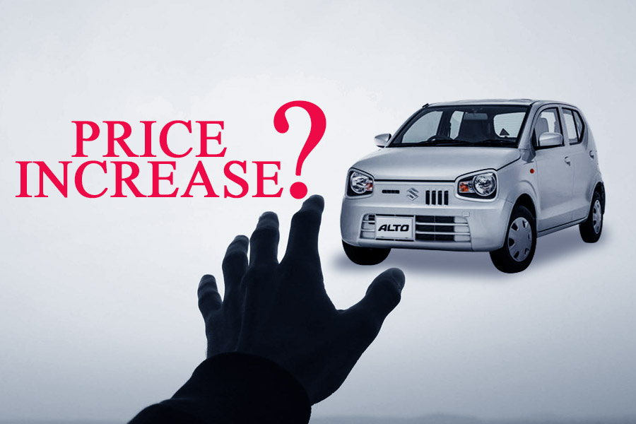 Pak Suzuki to Increase Alto 660cc Price 5