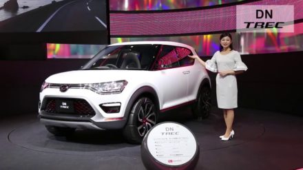 Toyota's New Compact SUV Likely to Debut in November 2019 1