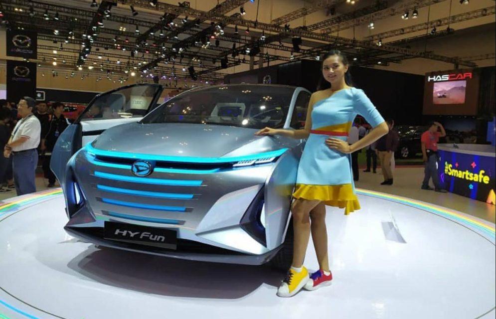 Daihatsu HY Fun Concept at GIIAS 2019 2