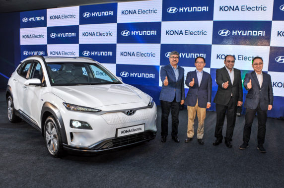 Hyundai Kona Electric Launched in India Priced at INR 25.3 Lac 5