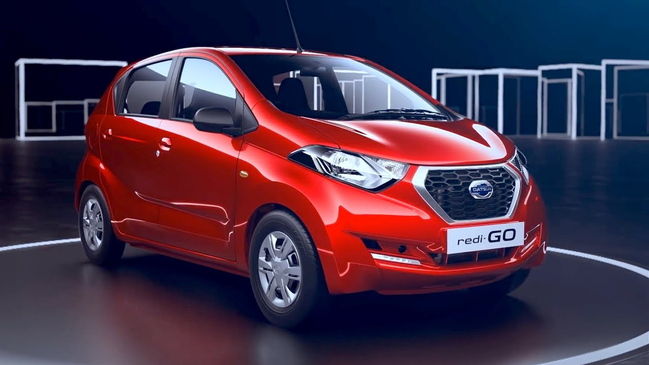 Datsun redi-GO gets Safety Updates in India Priced from INR 2.79 lac 3