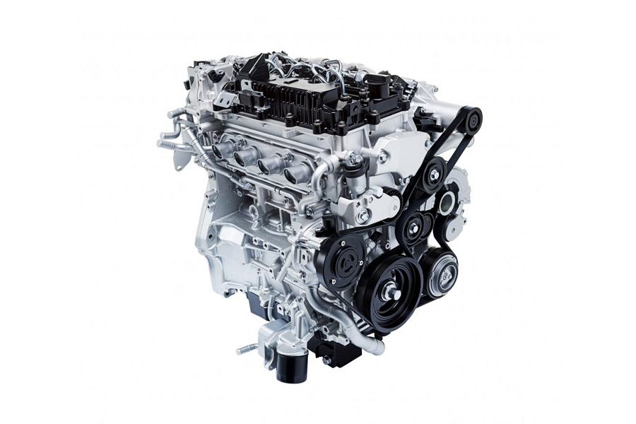 Mazda and Toyota to Team Up for a New 6-Cylinder Engine 6