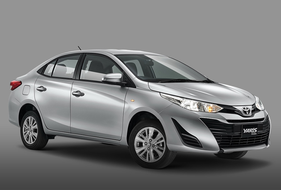 Toyota Yaris to Arrive by Year End 2