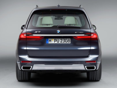 BMW X7 Launched in Pakistan and India 3