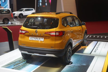 Renault Triber Debuts at 2019 GIIAS 5