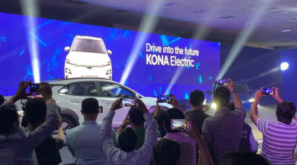 Hyundai Kona Electric Launched in India Priced at INR 25.3 Lac 4
