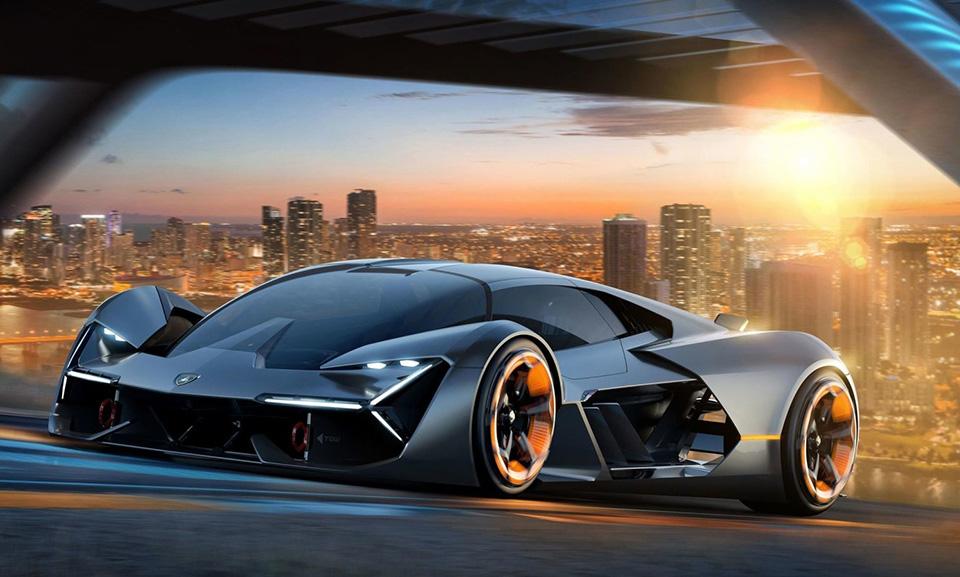 Lamborghini Aventador Successor may Debut at Frankfurt 6