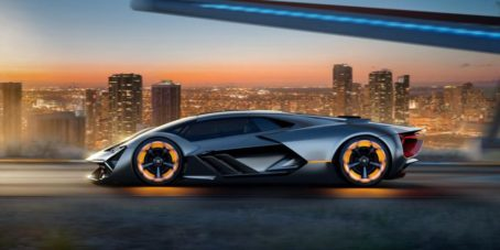 Lamborghini Aventador Successor may Debut at Frankfurt 3