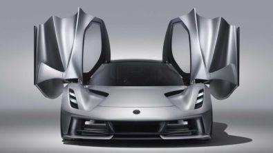 Lotus Unveils 2000 hp Evija EV Hypercar 1