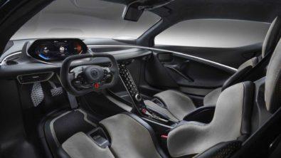 Lotus Unveils 2000 hp Evija EV Hypercar 9