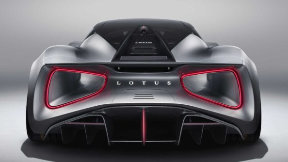 Lotus Unveils 2000 hp Evija EV Hypercar 4
