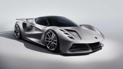 Lotus Unveils 2000 hp Evija EV Hypercar 2