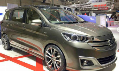 Suzuki Displays the Ertiga 6-seat Concept at GIIAS 2019 1