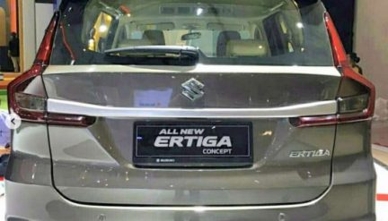 Suzuki Displays the Ertiga 6-seat Concept at GIIAS 2019 3