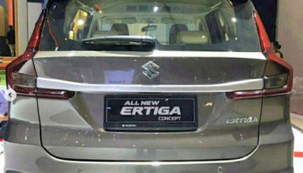 Suzuki Displays the Ertiga 6-seat Concept at GIIAS 2019 3