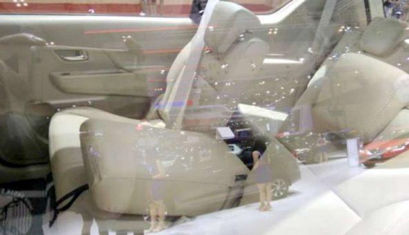Suzuki Displays the Ertiga 6-seat Concept at GIIAS 2019 5